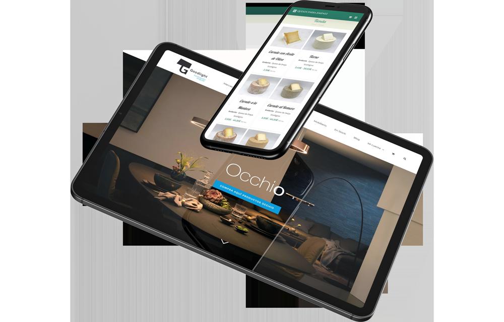 Desarrollo web con responsive design
