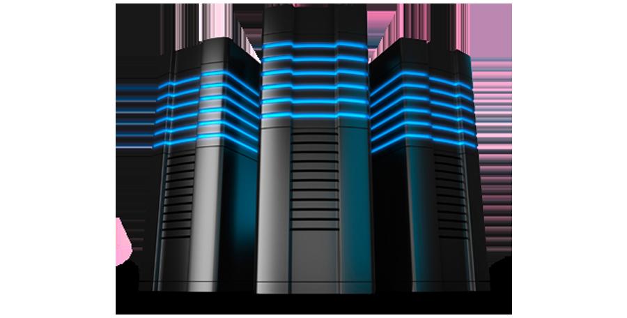 Servicio de hosting y dominios